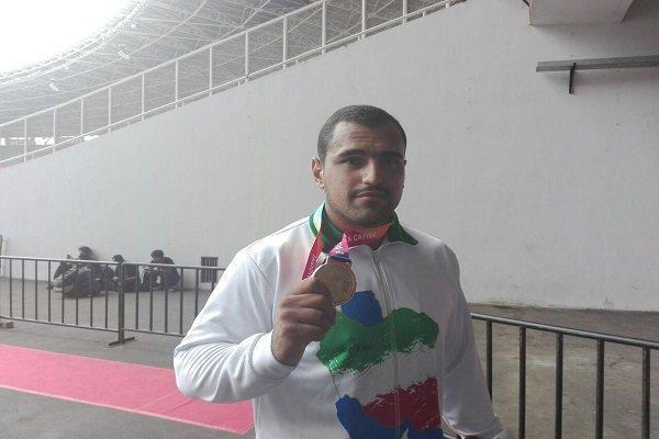 پاکباز: مدالم را به روح قربانیان پرواز تهران - یاسوج تقدیم می کنم