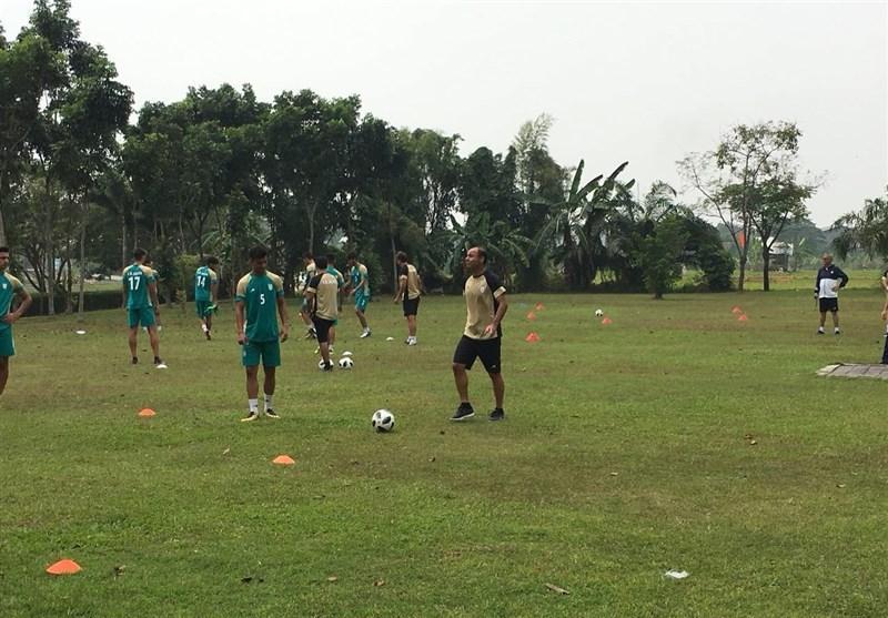 دعوت دروازه بان نفت مسجدسلیمان به تیم فوتبال امید