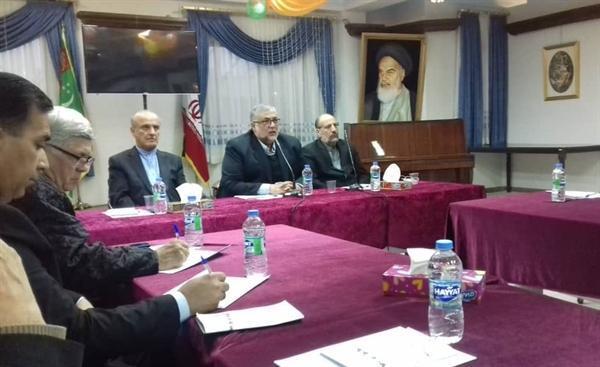 برپایی نمایشگاه مساجد ایرانی در مسیر راه ابریشم در عشق آباد