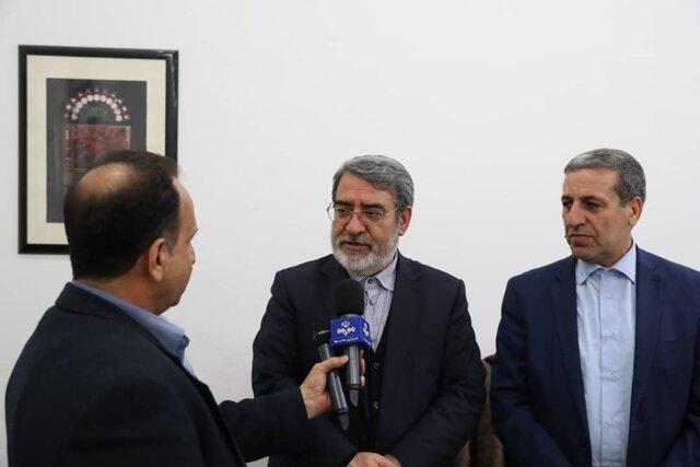 رحمانی فضلی: بوشهر آمادگی لازم را برای توسعه صادرات و واردات دارد