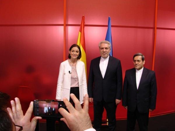 ایران و اسپانیا بر گسترش تبادل گردشگری تاکید کردند