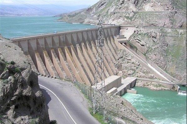ذخیره آب سدسفیدرود به 610 میلیون مترمکعب رسید