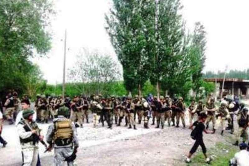 اختلافات مرزی تاجیکستان و قرقیزستان همچنان پابرجا
