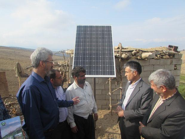 فراوری 7هزار نیروگاه خورشیدی عشایری، کاربرد در مناطق سیل زده کشور