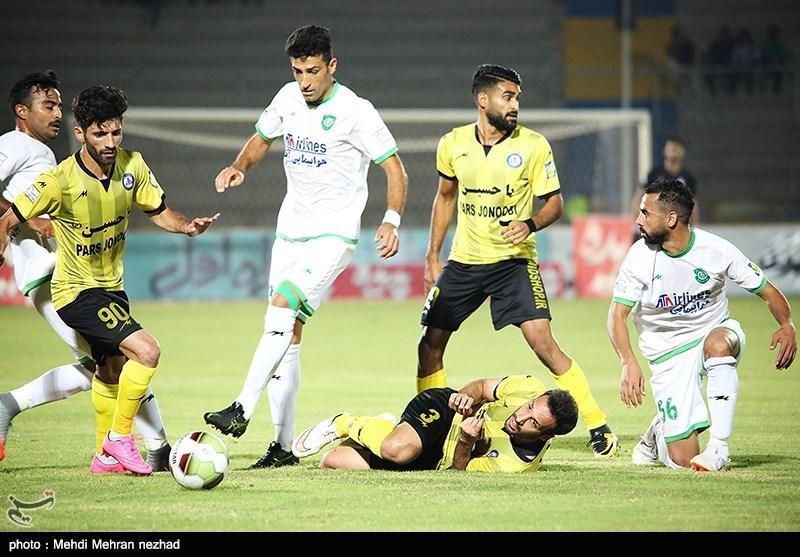 محسن یوسفی: تا به حال به استقلال گل نزده ام، می توانیم در ورزشگاه آزادی امتیاز بگیریم