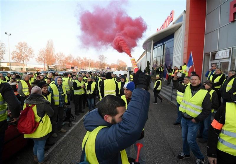 آغاز تحقیقات دادگاه فرانسه درباره شعارهای جلیقه زردها