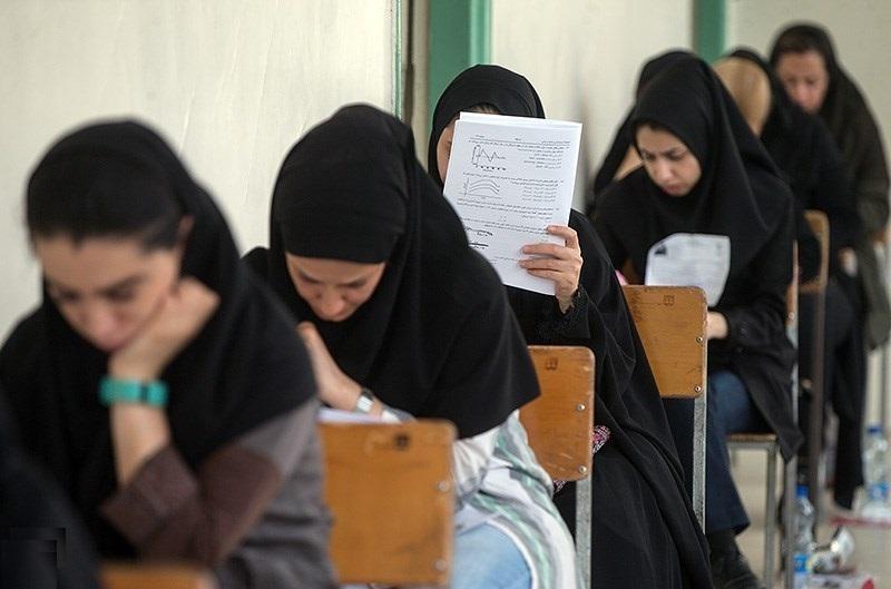 برنامه امتحانات نهایی اصلاح شد