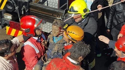وقوع حادثه مرگبار برای چند کارگر در یکی از مراکز درمانی تهران