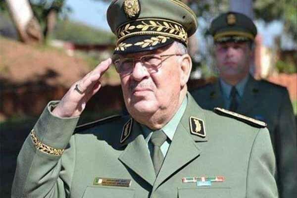 جدیدترین درخواست رئیس ستاد ارتش الجزایر پس از تداوم بن بست سیاسی