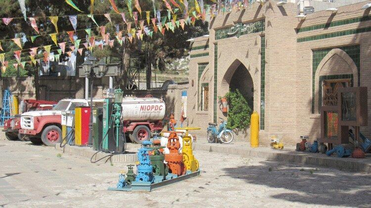 اولین موزه نفت ایران، عنوان ملی کم دارد