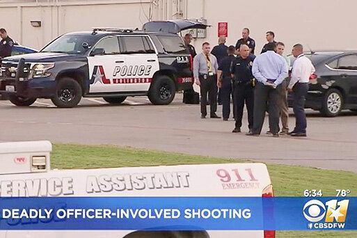 تگزاس ، 20 کشته در حادثه تیراندازی فروشگاه وال مارت