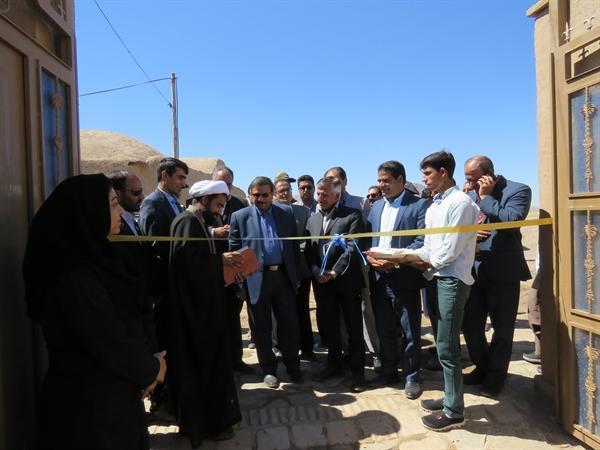 افتتاح پایگاه جهانی بیابان لوت در روستای دهسلم هم زمان با هفته گردشگری