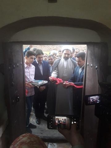 بوم گردی یادگار پدری در شهرستان مهریز افتتاح شد