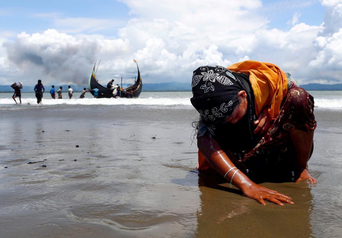 نسل کشی اقلیت روهینگیا دو ساله شد