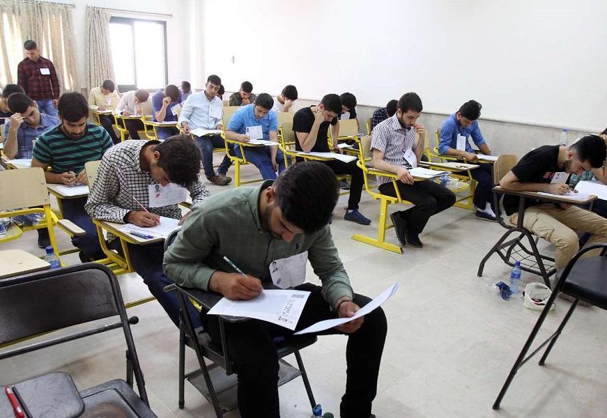 امروز؛ شروع امتحانات نهایی شهریور ماه