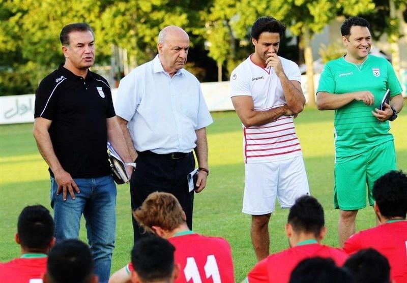 محصص: بهترین زمین تمرین را هم داشته باشید باز هم کسانی هستند که ایراد بگیرند، فدراسیون کوچک ترین کمبودی برای تیم امید نگذاشته است