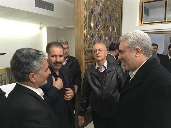 با حضور رئیس سازمان میراث فرهنگی؛ فاز دوم هتل سنتی بخردی اصفهان افتتاح شد