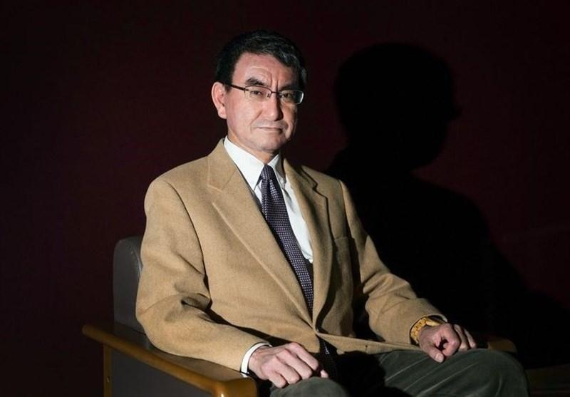 وزیر خارجه ژاپن تغییر می نماید