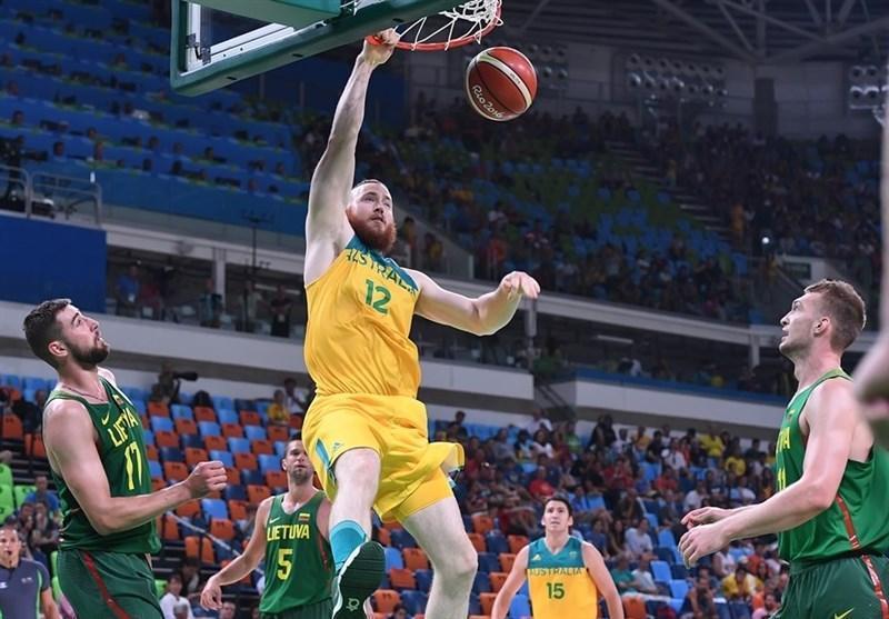 جام جهانی بسکتبال، استرالیا با فزونی مقابل چک به نیمه نهایی راه یافت