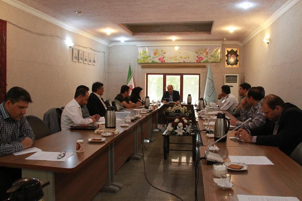 دومین جلسه طرح ساب در آذربایجان غربی برگزار گردید
