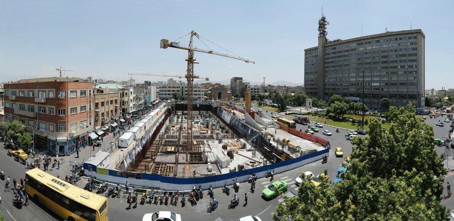 ظهور تالار شهر بازسازی بلدیه قدیم
