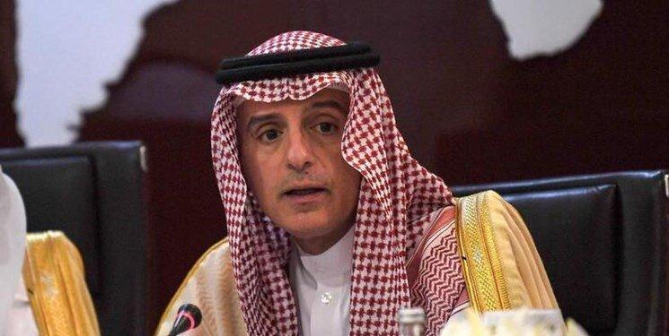 الجبیر: عربستان گزینه هایی متعدد برای پاسخ به حمله آرامکو دارد