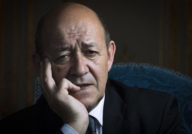لودریان: کاهش تنش میان آمریکا و ایران اولویت نخست فرانسه است