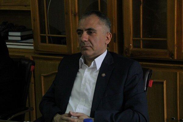 مزدا صوفی به عنوان رئیس جدید هیئت کاراته گیلان انتخاب شد