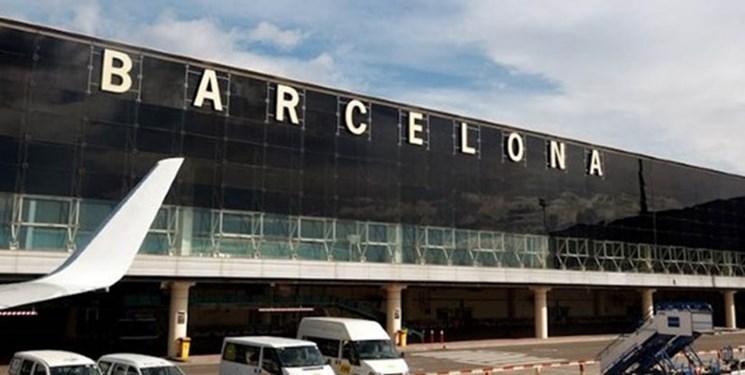 اعتصاب در فرودگاه بارسلونا 124 پرواز را لغو کرد