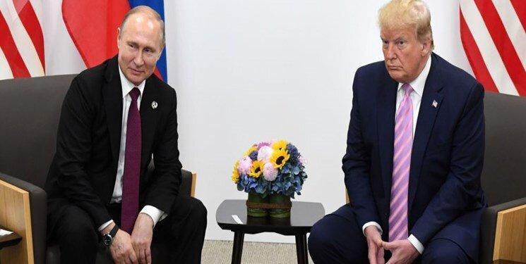 طعنه پوتین به ترامپ: توئیت هایش را اصلا نمی خوانم