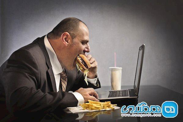 با انجام چه کارهایی چاق می شویم؟
