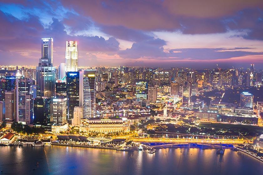 5 راه برای سفری ارزان قیمت به سنگاپور