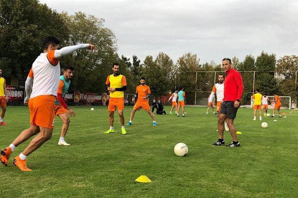 شروع تمرینات تیم شهرخودرو با حضور یحیی گل محمدی