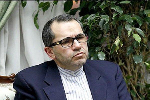 ایران آماده همکاری با ایتالیا به منظور حل مسائل منطقه است