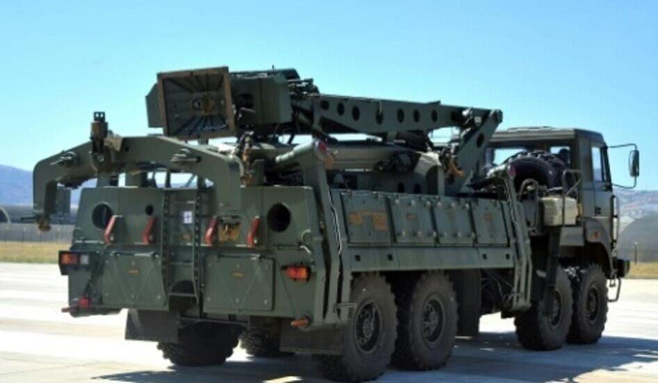 هشدار آمریکا به ترکیه درباره فعال سازی اس400