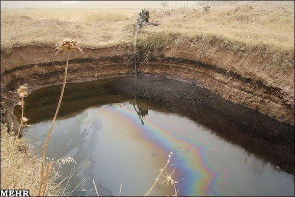 نانوذرات جداسازی نفت از آب را افزایش می دهند