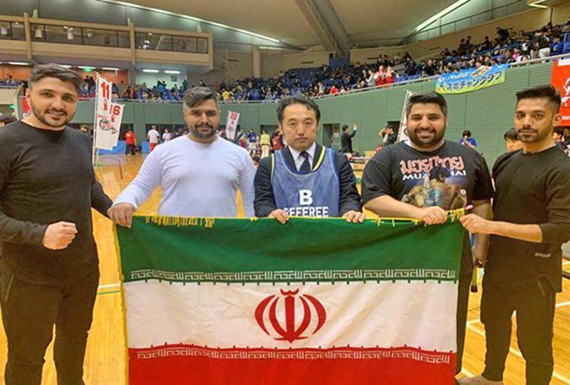 سهمیه المپیک 2020 برای برادران مصدق