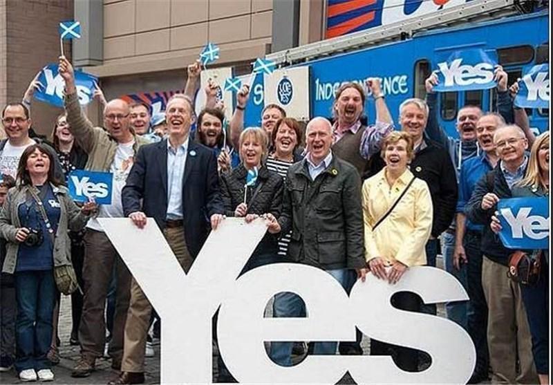 تهدید رهبر ملی گرای اسکاتلند برای انتقام از شرکت های هوادار اتحاد با انگلیس