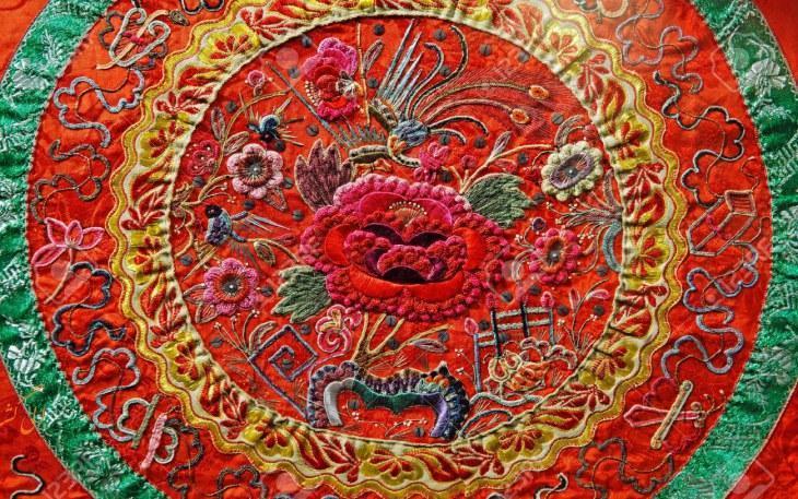 موزه ملی ابریشم چین