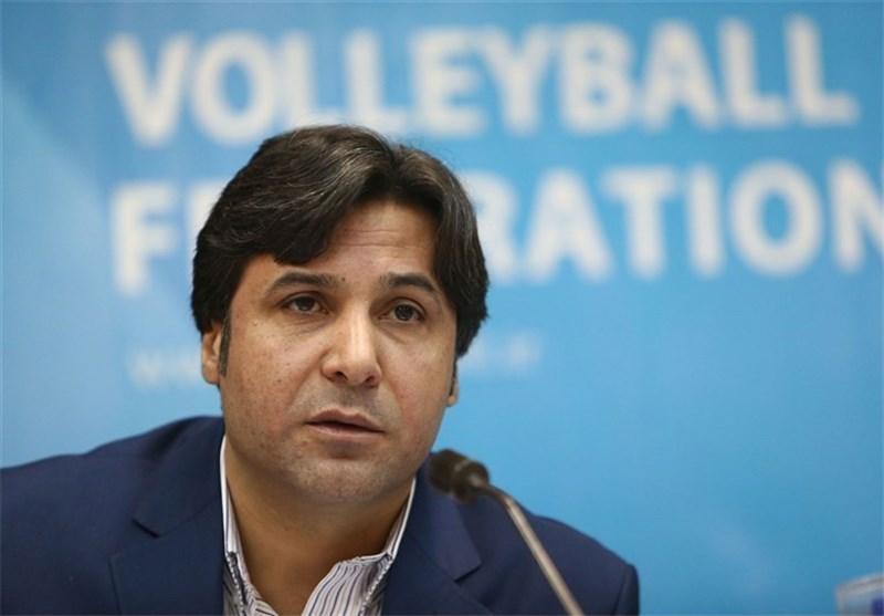 افشاردوست: برنامه فدراسیون والیبال حضور در جمع 8 تیم بود، باید دنبال شکست ایتالیا باشیم