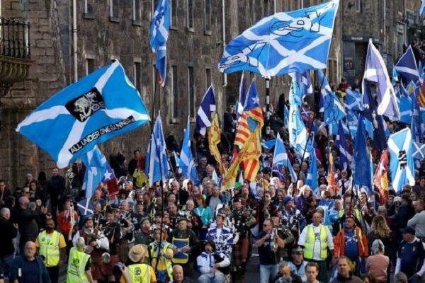حزب ملی اسکاتلند با خروج از اتحادیه اروپا مخالفت کرد