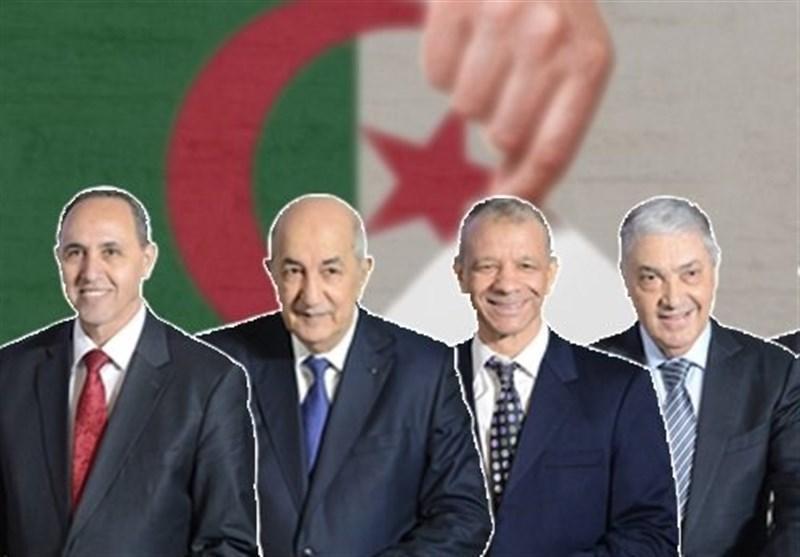پایین ترین مشارکت در تاریخ انتخابات ریاست جمهوری الجزایر، پیشتازی عبدالمجید تبون