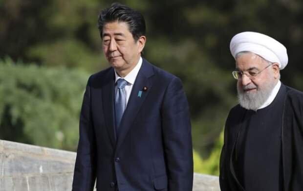 بیانیه وزارت خارجه ژاپن در آستانه سفر روحانی، دنبال تلاشهای دیپلماتیک گسترده ایم