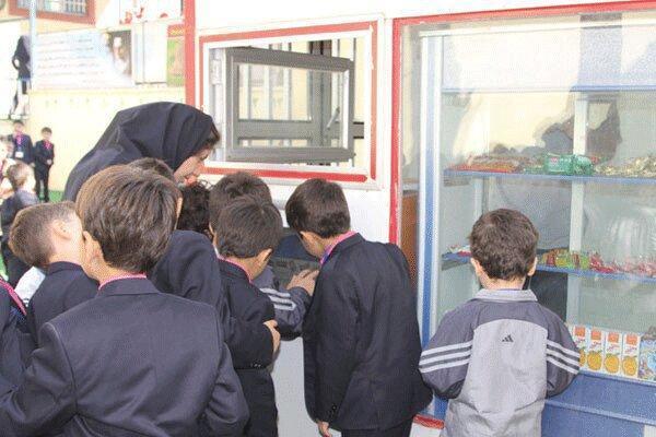 بوفه های مدارس، مواد خوراکی را از مراکز معتبر تامین نمایند