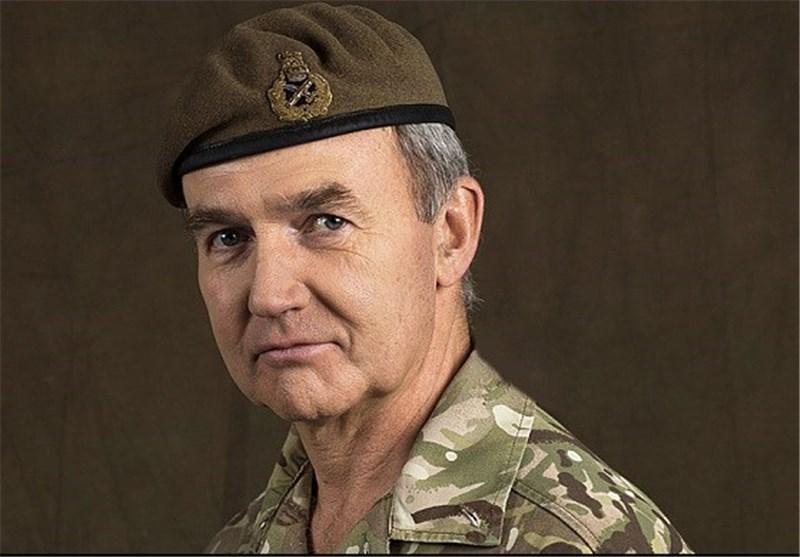 نگرانی فرمانده نیروهای مسلح انگلیس از کاهش بیشتر شمار نیروهای ارتش