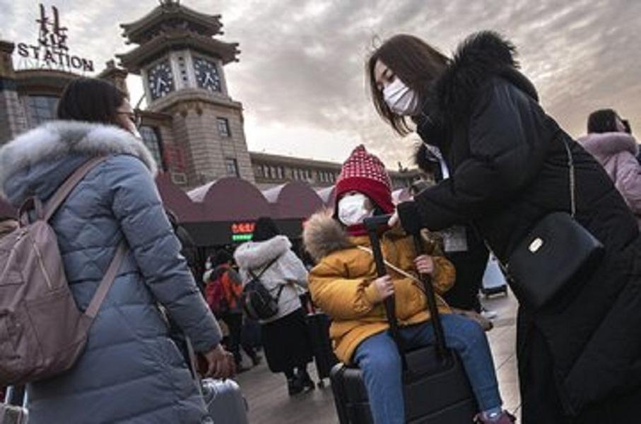 انگلیس همه اتباعش را از چین فراخواند
