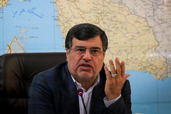 ضرورت تکمیل دو خطه شدن جهت ریلی بندرعباس به تهران