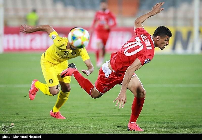 لیگ قهرمانان آسیا، پرسپولیس به دنبال جبران شکست اول، تقابل قلعه نویی و ژاوی با دو سبک متفاوت