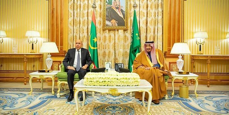 سفر رئیس جمهور موریتانی به ریاض و امضای چند توافقنامه