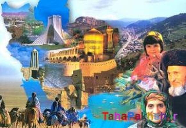 عرصه گردشگری سومین صنعت پر درآمد جهان